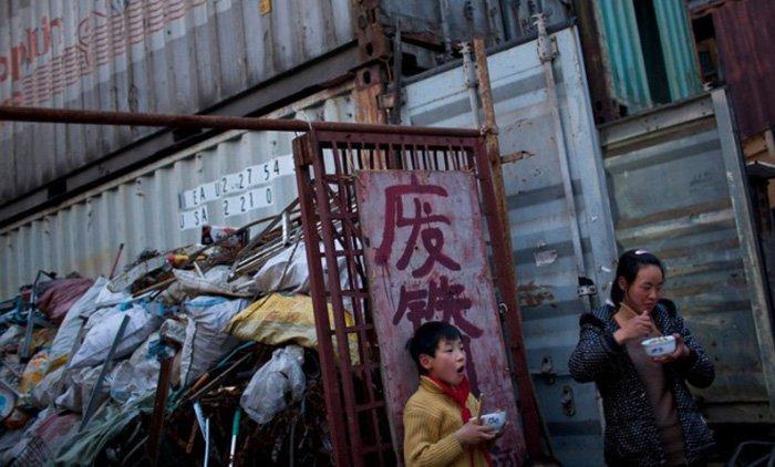 Образ жизни рядовых китайцев, фото