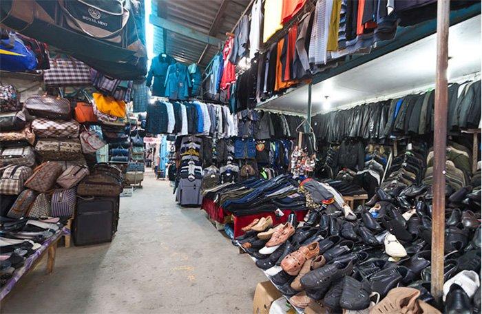 Где дешево покупать одежду доставка