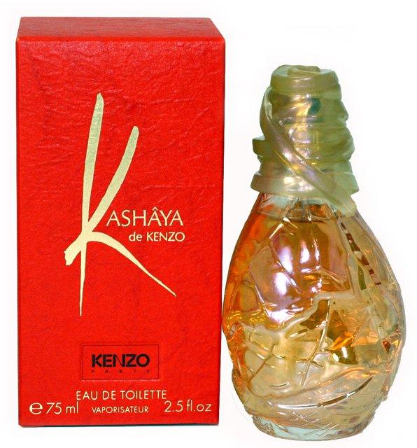 парфюмерия Софии Гройсман Kashaya Kenzo