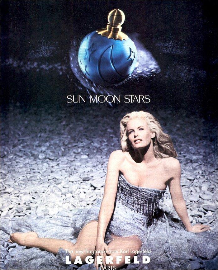 аромат Sun Moon Stars Karl Lagerfeld