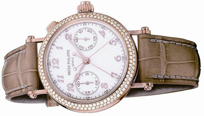 Женские швейцарские часы Patek Philippe