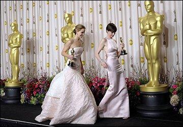 Платья с церемонии Оскар 2013