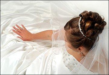 Ткани для пошива свадебного платья