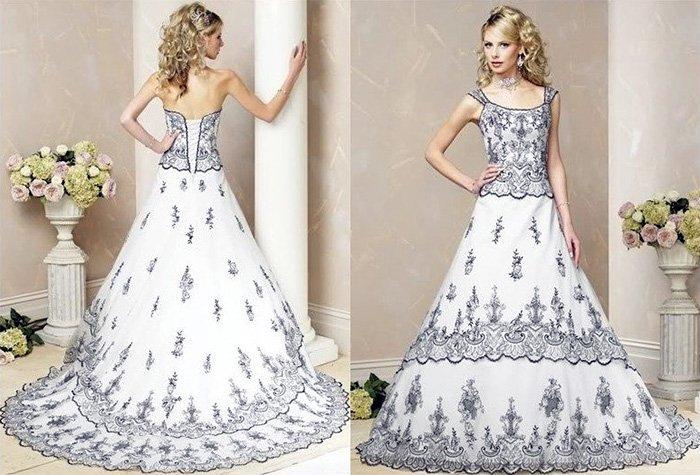 Название тканей для свадебных платьев
