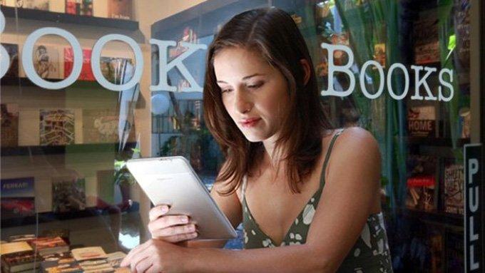 Электронные книги для девушек – какая лучше