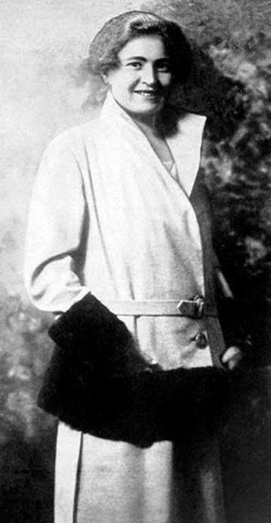 Ракель Муссолини фото