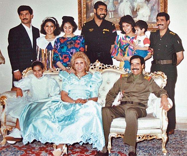 Саджида Тульфах жена Саддама Хусейна фото