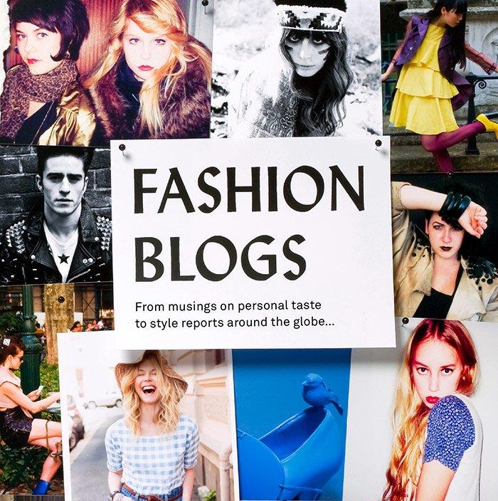 Модные порталы, блоги и сайты о моде фото