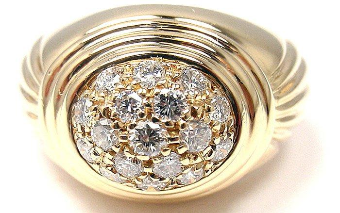 Кольцо Boucheron фото