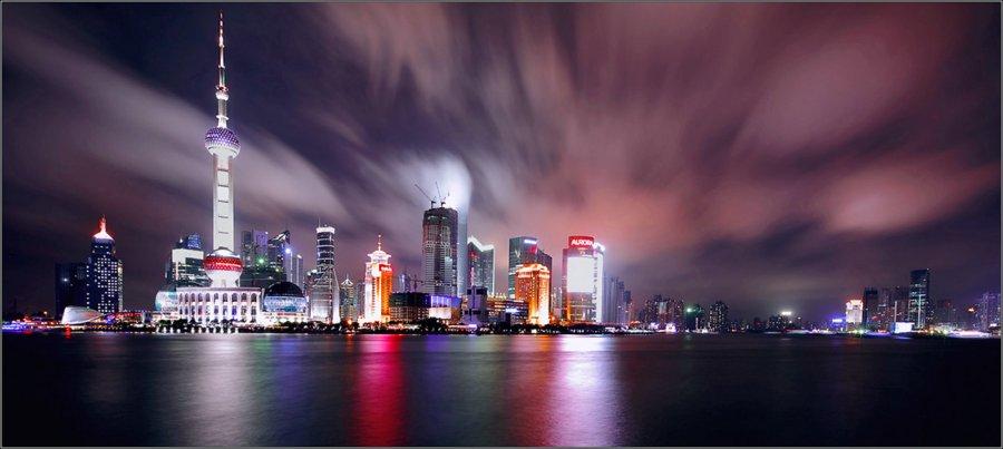 Шанхай - Пудун