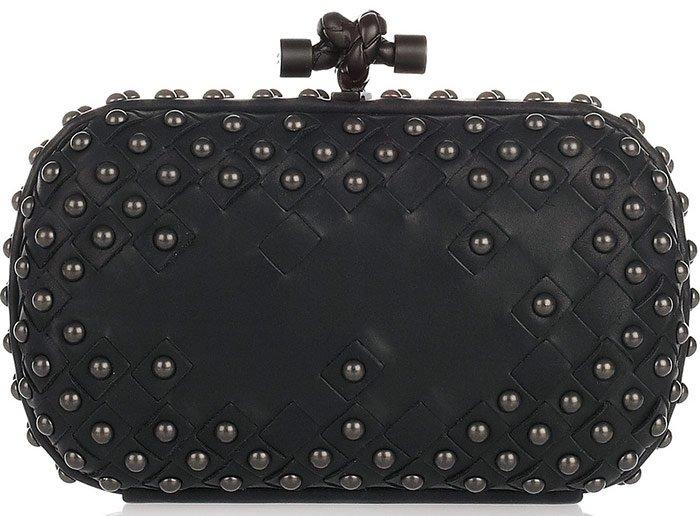 Клатч от бренда Bottega Veneta, фото