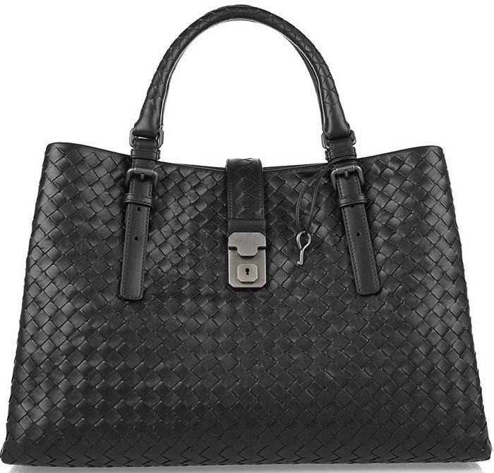 Модная женская сумка Bottega Veneta, фото