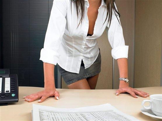 Сексуальная офисная одежда фото