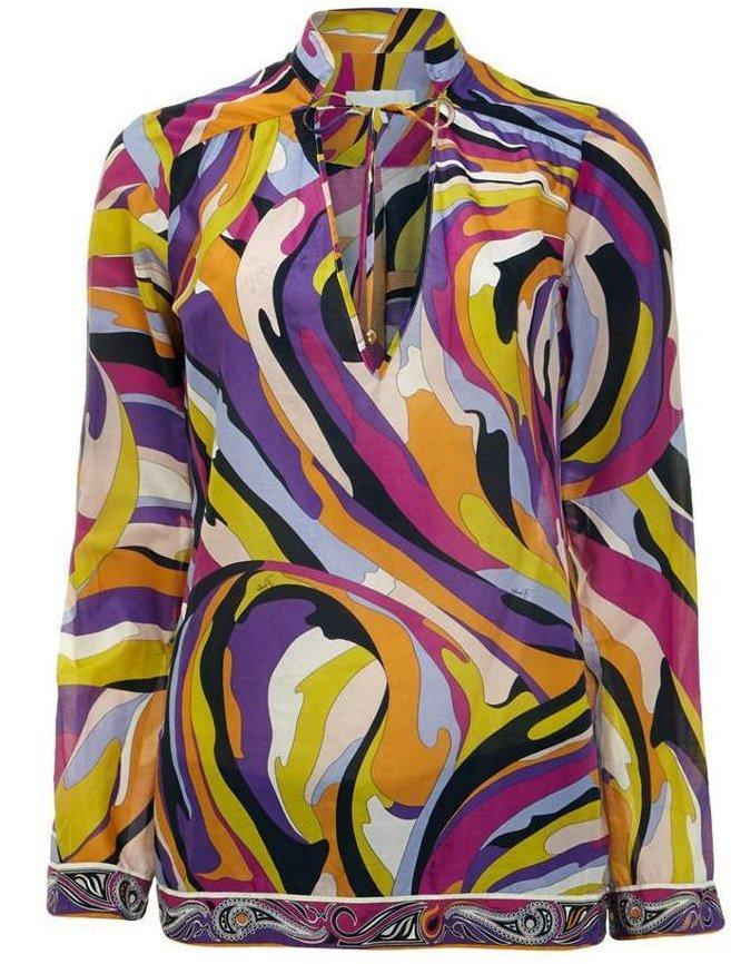 блуза Emilio Pucci, фото