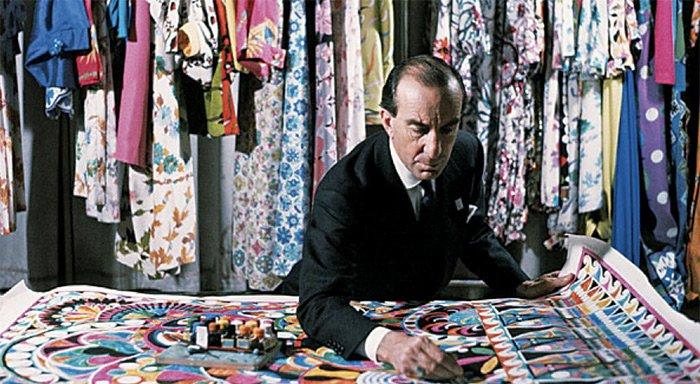 Эмилио Пуччи, история бренда Emilio Pucci, фото