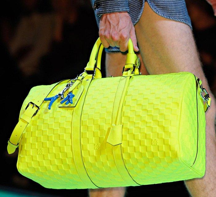 модные мужские сумки Louis Vuitton 2013, фото