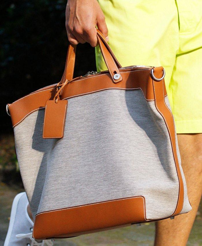 мужская сумка Hermes 2013 фото