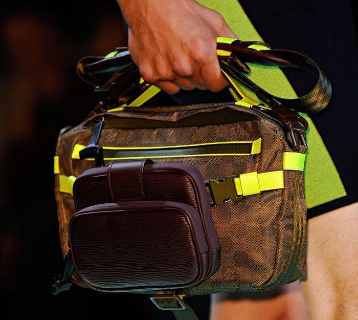 модные мужские сумки Louis Vuitton