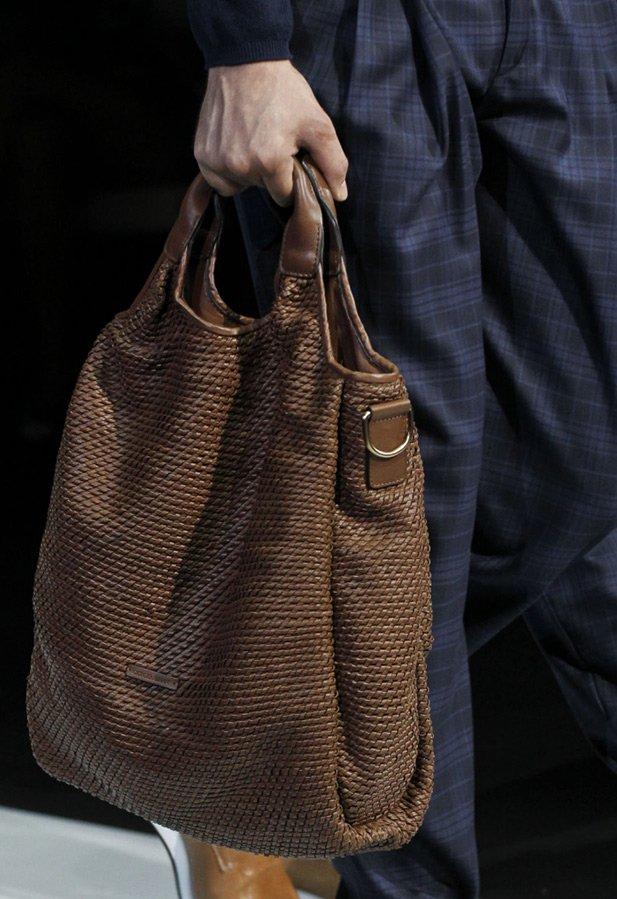 модные сумки Giorgio Armani