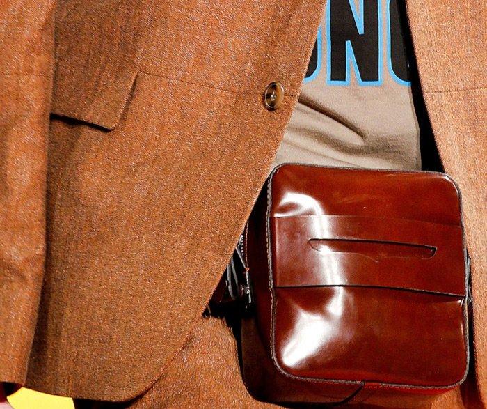 мужская сумка Kenzo фото