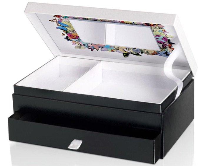 Ящик для хранения косметики фото