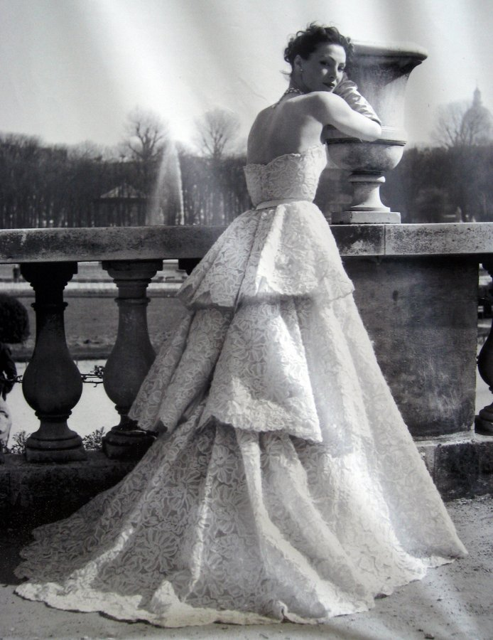 Платья Christian Dior, фото, Кристиан Диор