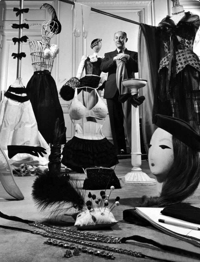 Мастерская Дома Christian Dior