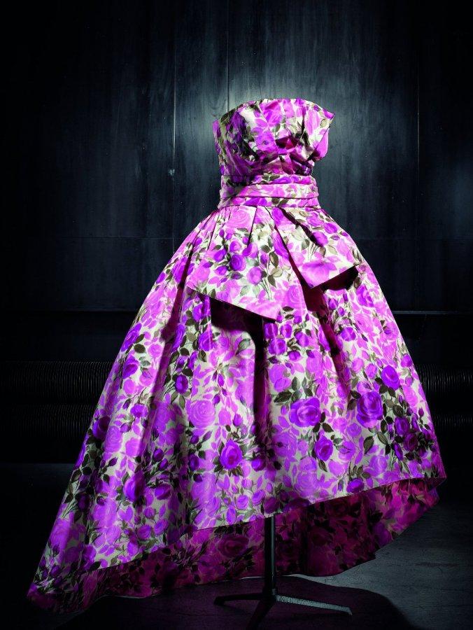 Платье Christian Dior, фото, Кристиан Диор