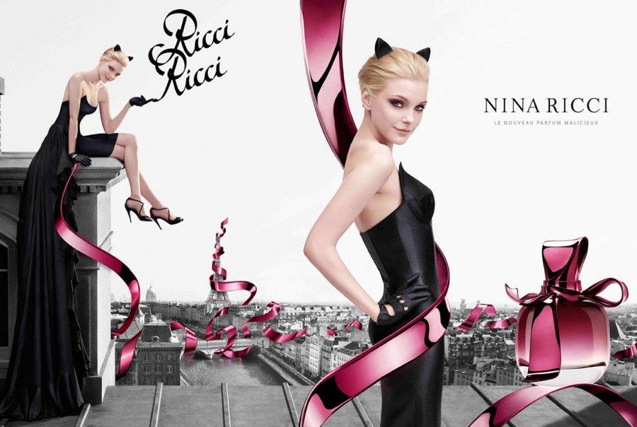 Реклама ароматов Нина Ричи