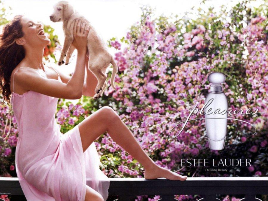 Estee Lauder реклама ароматов фото