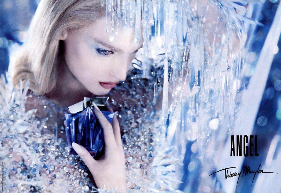 Thierry Mugler реклама ароматов фото