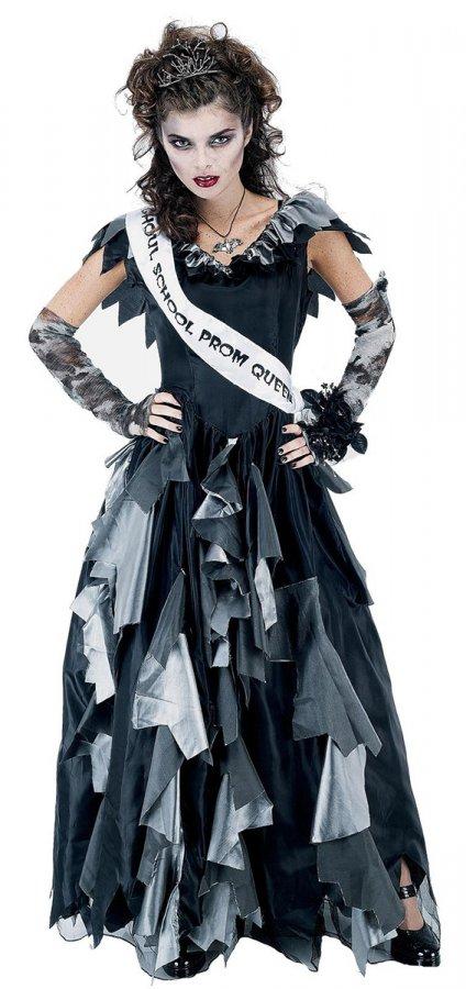 Платье на выпускной в готическом стиле фото
