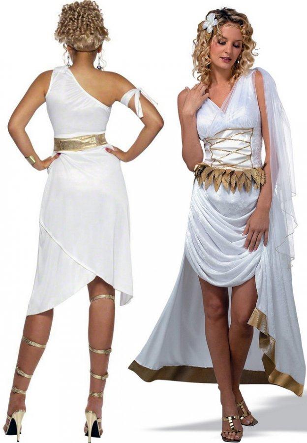Платья на выпускной в греческом стиле фото