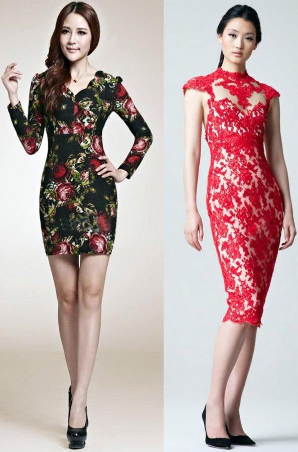 Платья на выпускной 2013 – фото платьев