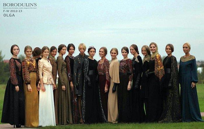 Коллекция Ольга - посвящена Великой княгине Ольге фото