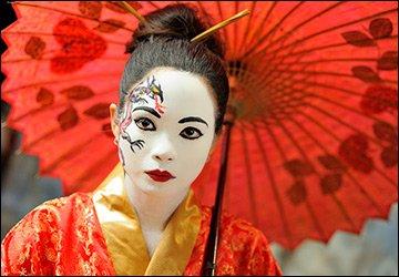 Платья и другая одежда в японском стиле