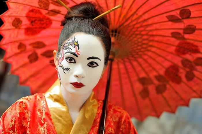 Японский стиль фото