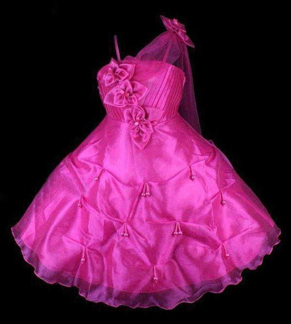 Детские платья в стиле Барби, фото