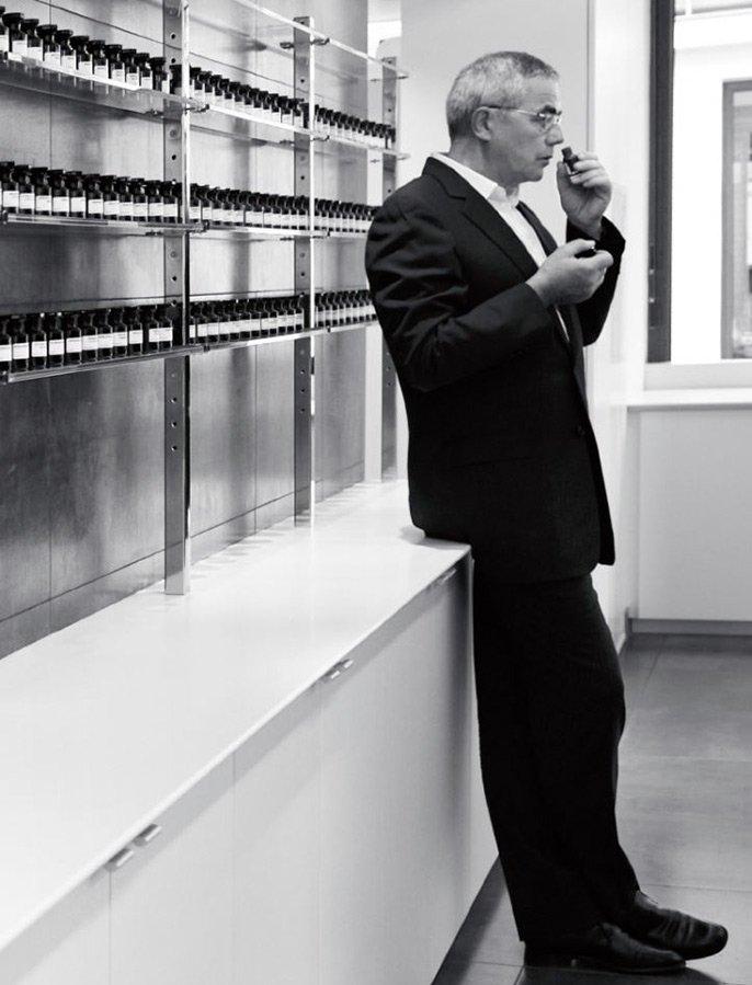 Парфюмер Франсуа Демаши фото