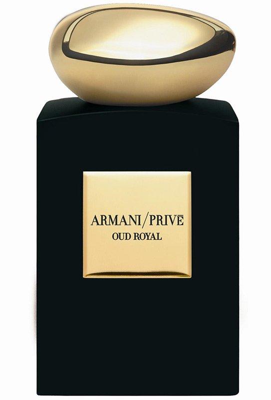 Armani Prive Oud Royal, удовые ароматы