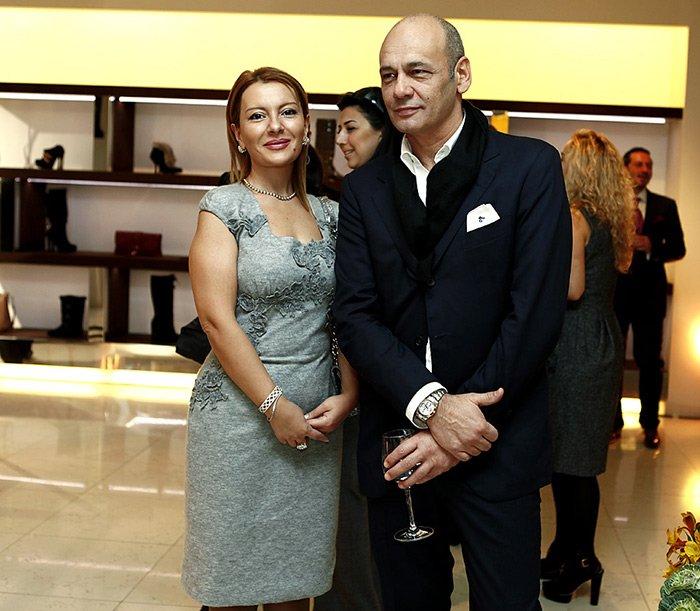 открытие бутика Ermanno Schervino фото