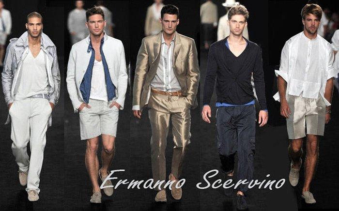 мужская линия Ermanno Schervino Эрманно Шервино фото