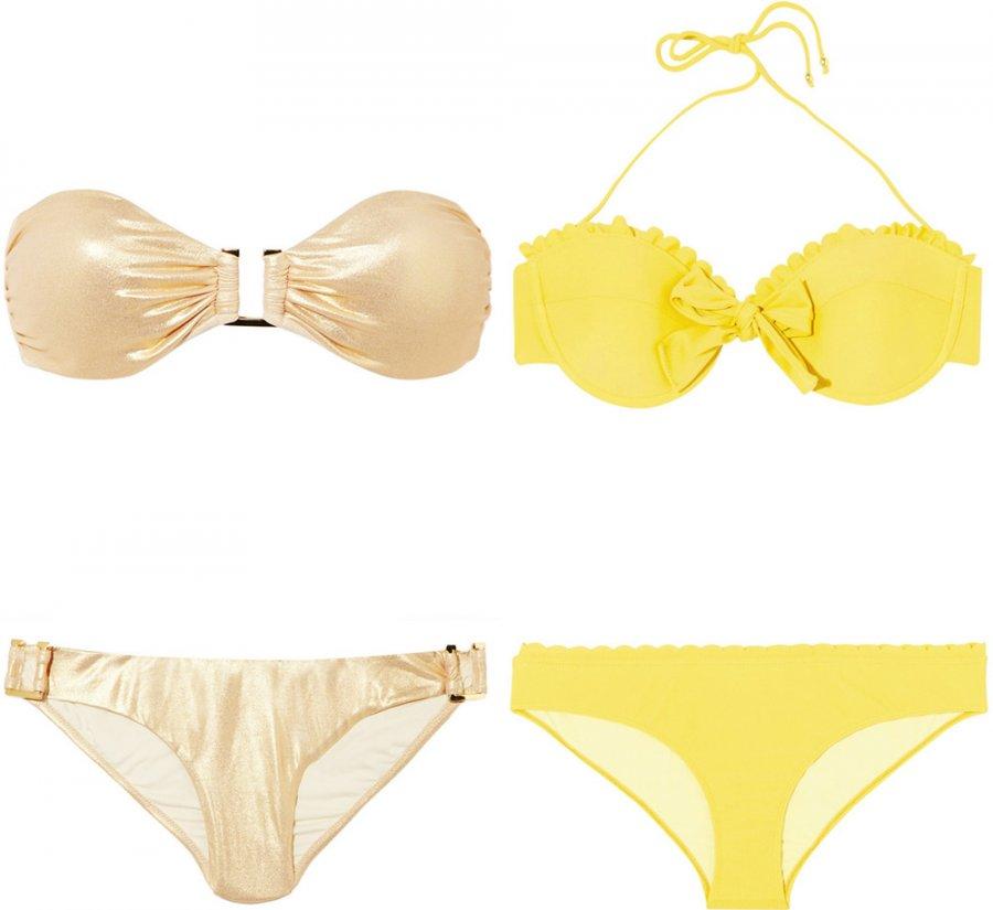 Раздельные купальники 2013 фото