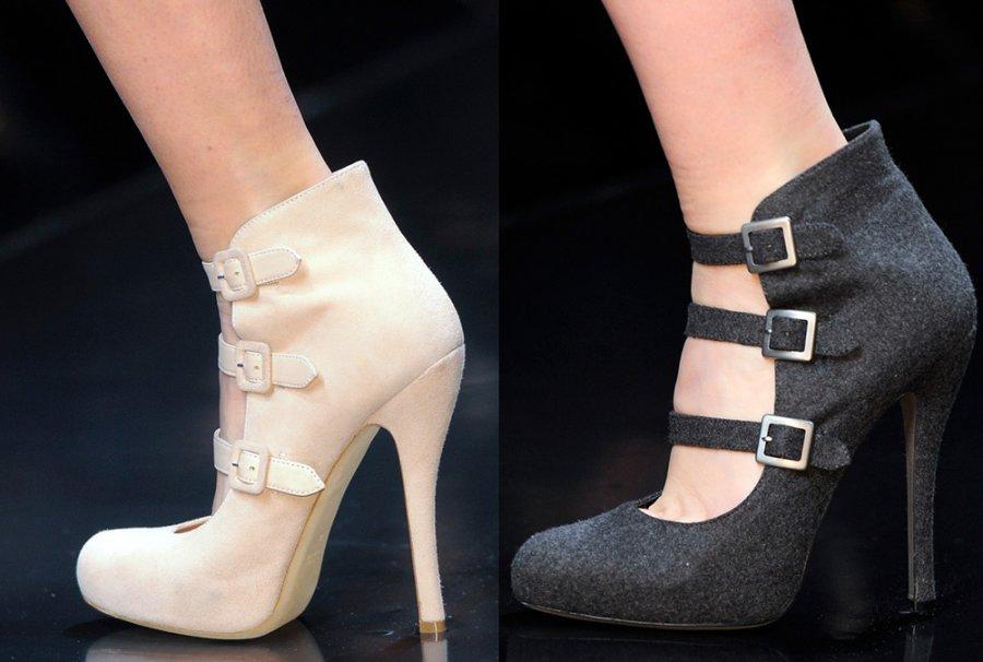 Женская обувь от Ermanno Schervino фото