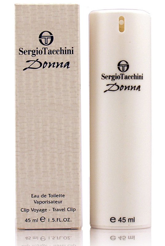 Sergio Tacchini Donna летние ароматы духов фото