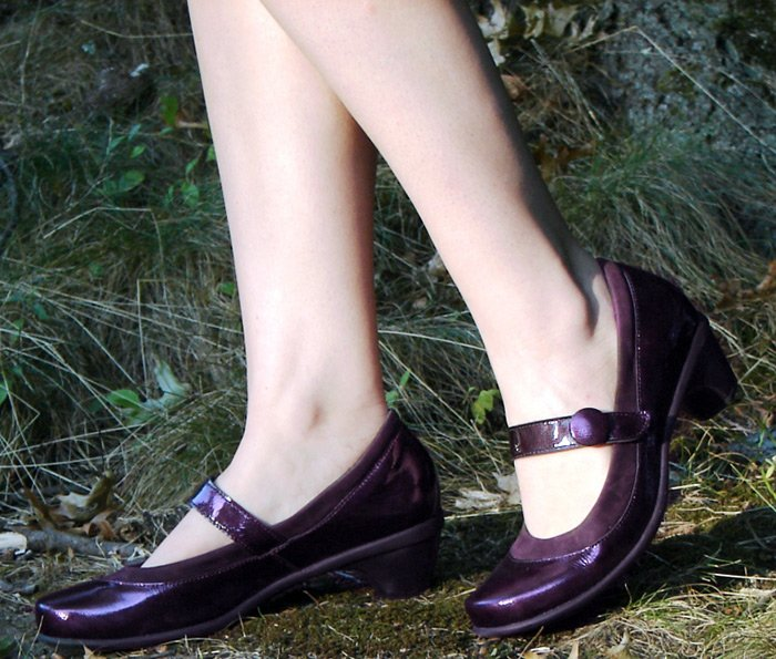 туфли «Мэри Джейн» фото