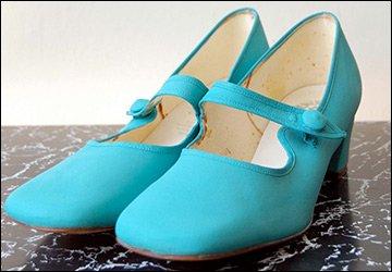 Туфли модели Мэри Джейн