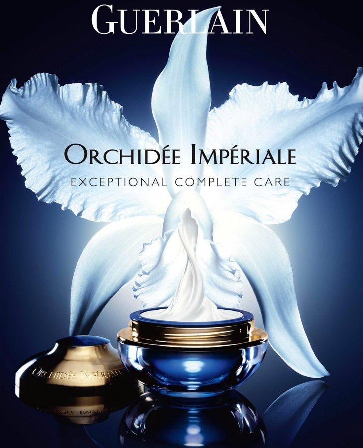 Коллекция косметики Герлен Orchid?e Imp?riale Guerlain фото