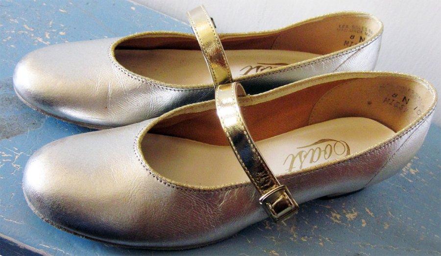 Туфли в стиле Мэри Джейн фото