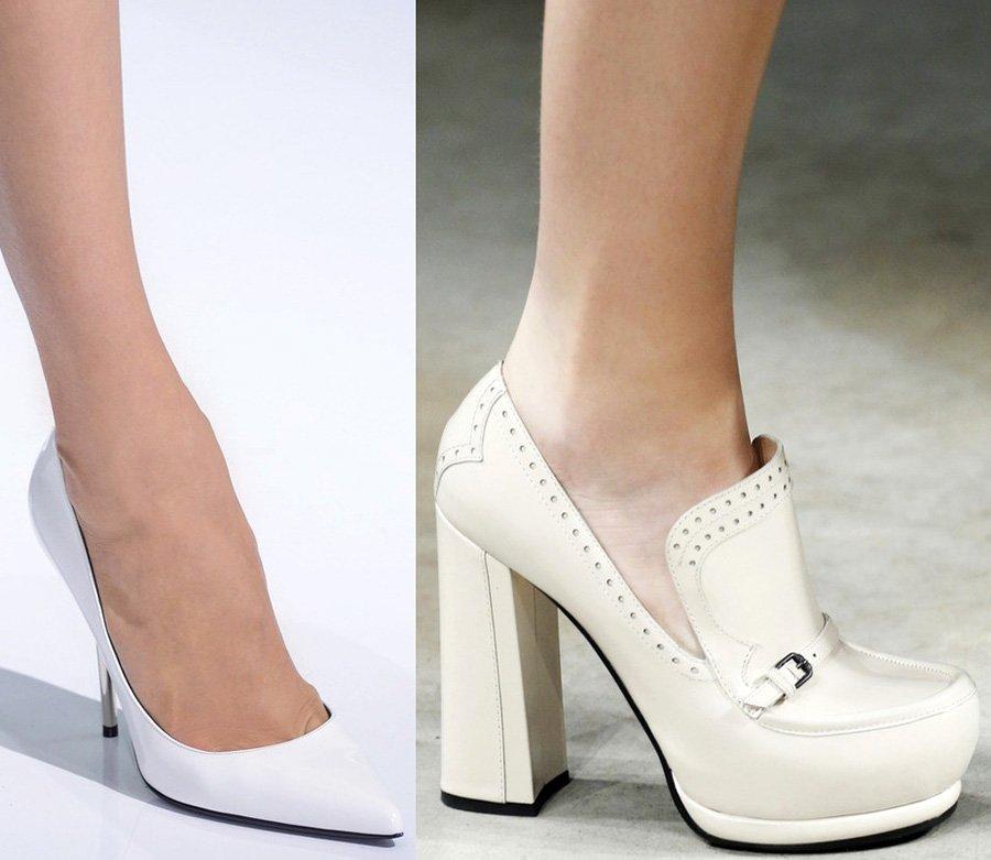 Модная женская обувь Versace, Bottega Veneta
